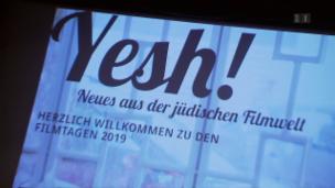 Video ««Yesh!»: die jüdische Filmwelt in Zürich» abspielen