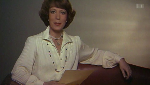 Video «Abschied: Dorothea Furrer ist gestorben» abspielen