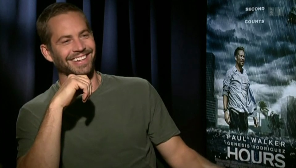 Paul Walkers letztes Interview
