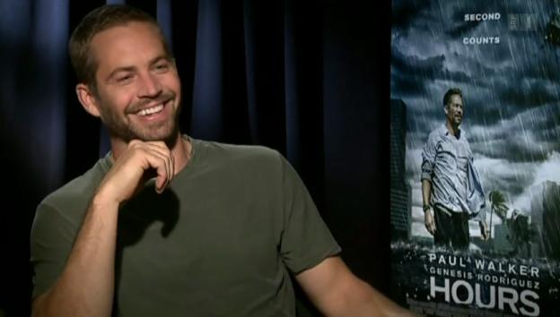 Video «Paul Walkers letztes Interview» abspielen