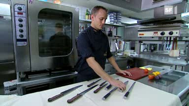 Tobias Funke: Diese Messer braucht ein jeder Haushalt