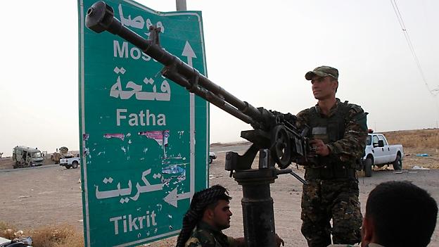 «Die Kurden wollen richtige Luftunterstützung»