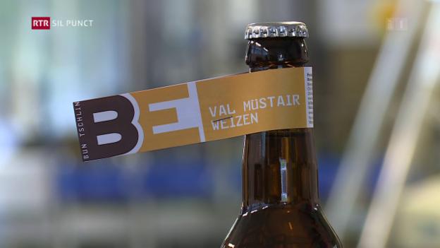 Laschar ir video «Confusiun da nums tar la biera Val Müstair»