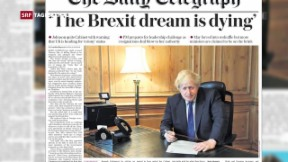 Video «Ärger bei den Tories» abspielen