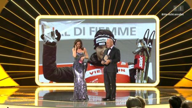 Video «Dario Cologna - Schweizer des Jahres 2012» abspielen
