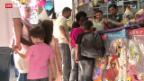 Video «Versuch von Normalität in Syrien» abspielen