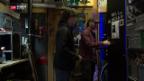 Video «Sicherheitsteam der Reitschule im Einsatz» abspielen
