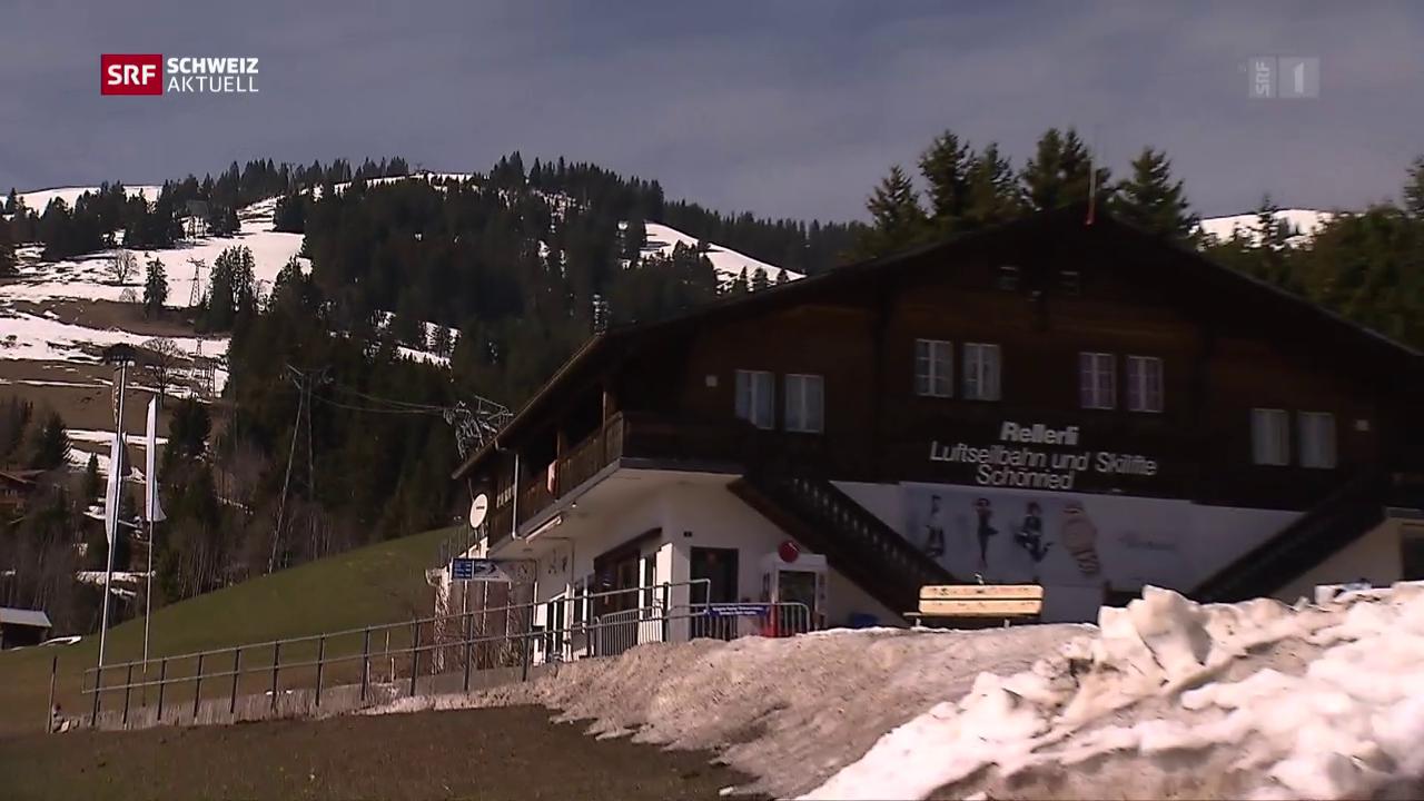 Streit um «Rellerli»-Bergbahn