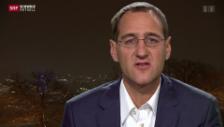 Video ««Uni-Leitung wirkt blockiert»» abspielen