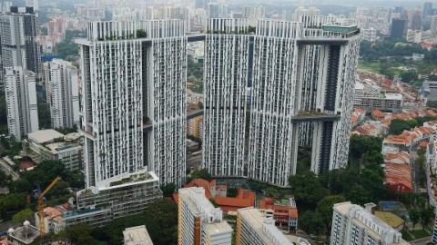 Faszination Wolkenkratzer: Pinnacle@Duxton Singapur (4/4)