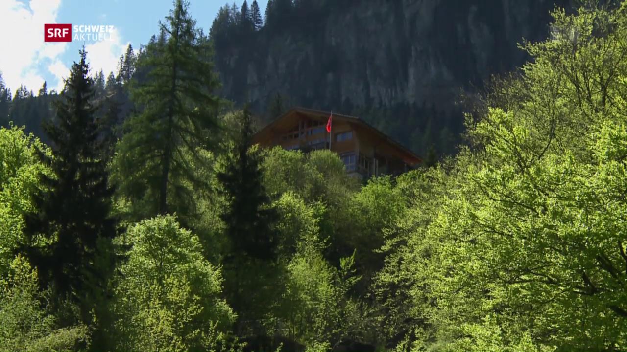 Schweizer Hotellerie in der Krise