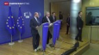 Video «Ouvertüre des EU-Gipfels» abspielen