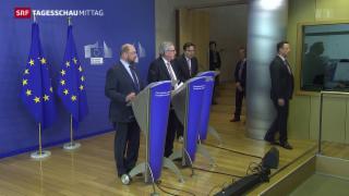 Video «Ouvertüre des EU-Gipfels » abspielen