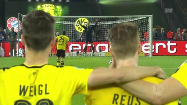 Video «Die Entscheidung fiel im Penaltyschiessen» abspielen