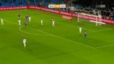 Link öffnet eine Lightbox. Video Basel mit Heimsieg gegen den FCZ abspielen