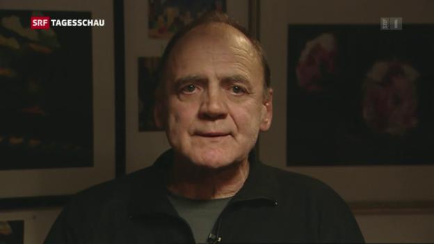 Video «Ehrenfilmpreis für Bruno Ganz» abspielen