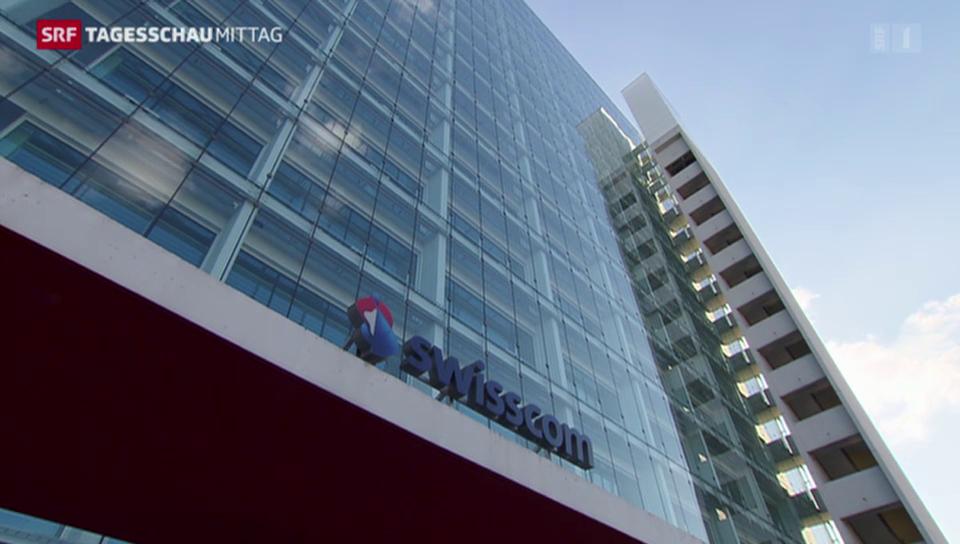 Halbjahresbilanz Swisscom