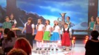 Video «Das Kandidaten-Ensemble mit «Musigg i de Schwiiz»» abspielen