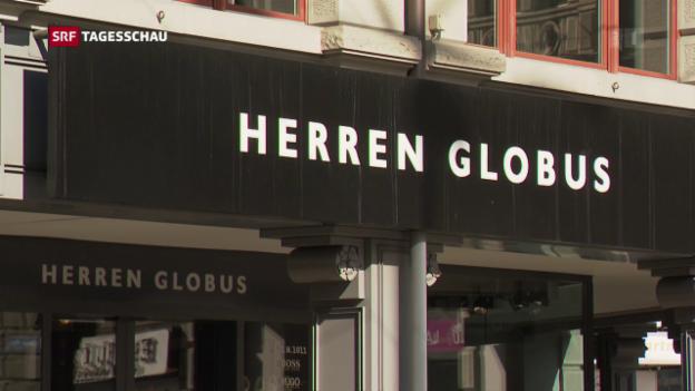 Video «Herren Globus und Schild sind Geschichte» abspielen
