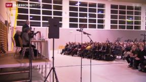 Video «Asylzentrum in Giffers» abspielen