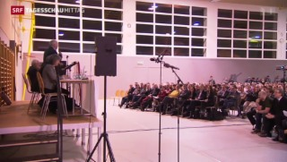 Video «Asylzentrum in Giffers» abspielen