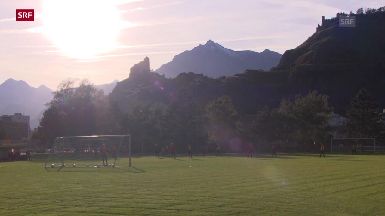 Verdächtige Ruhe beim FC Sion («sportaktuell»)
