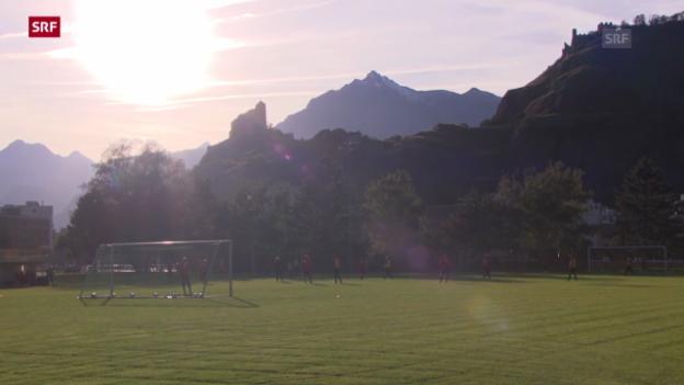 Video «Verdächtige Ruhe beim FC Sion («sportaktuell»)» abspielen