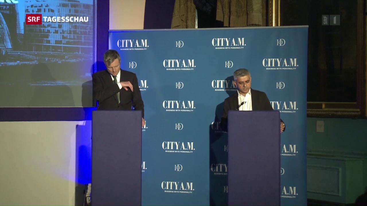 Wer wird neuer Bürgermeister von London?
