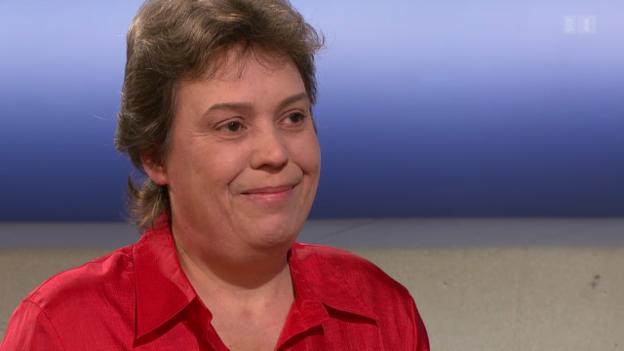 Video «Gespräch mit Claudia Dantschke» abspielen