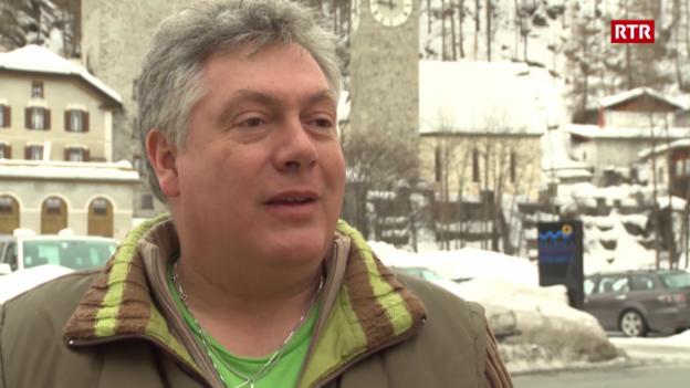 Laschar ir video «Hermann Thom, Susch»