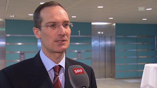 «Kein Lösegeld geflossen»: Ralf Heckner vom EDA