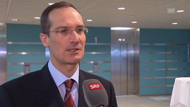 Video ««Kein Lösegeld geflossen»: Ralf Heckner vom EDA» abspielen