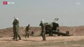 Video «Grossoffensive auf Tikrit» abspielen