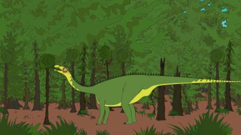 Ralph und die Dinosaurier: Nigersaurus (14/26)