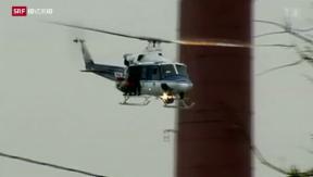 Video «Schiesserei auf US-Marine-Basis» abspielen