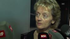 Video «Finanzministerin zur schwierigen Ausgangslage der «Lex USA».» abspielen