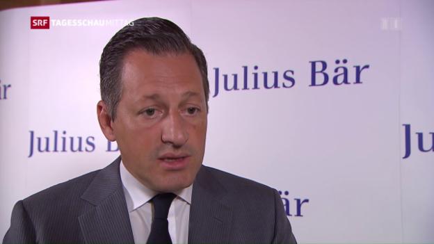 Video «CEO Collardi: «Brexit-Beschluss hat Transaktionsvolumina erhöht»» abspielen