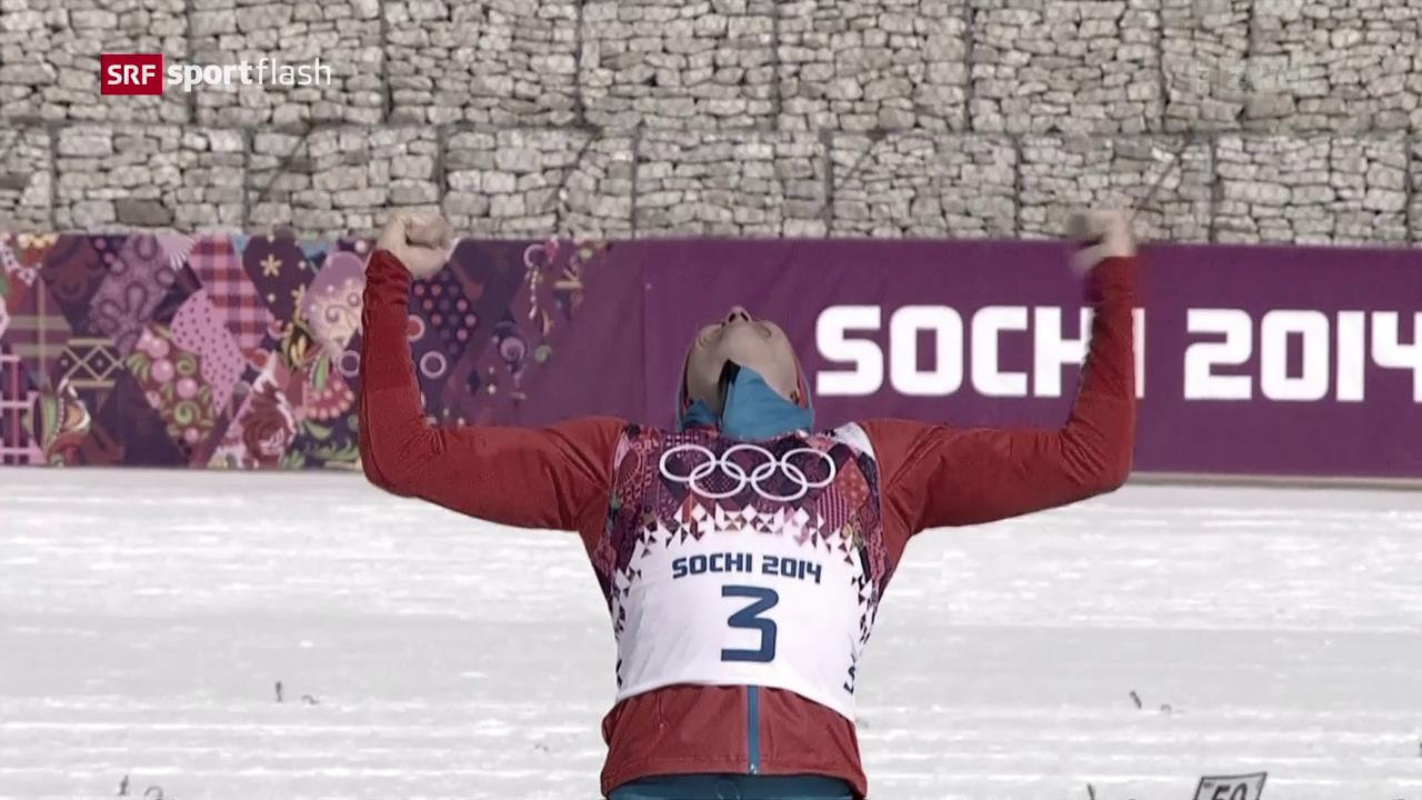 Legkow und fünf weitere russische Langläufer suspendiert