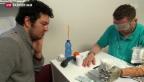 Video «ETH verleiht einer Prothese echte Gefühle» abspielen