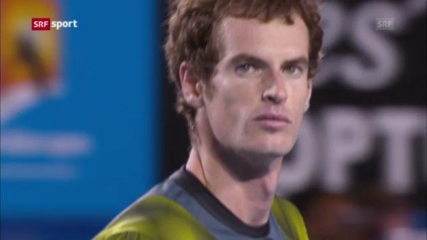 Video «Federer - Murray («sportaktuell»)» abspielen