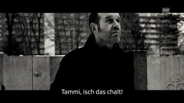 Video «Züri West «Schachtar gäge Gent» – Das Wort zum Video» abspielen