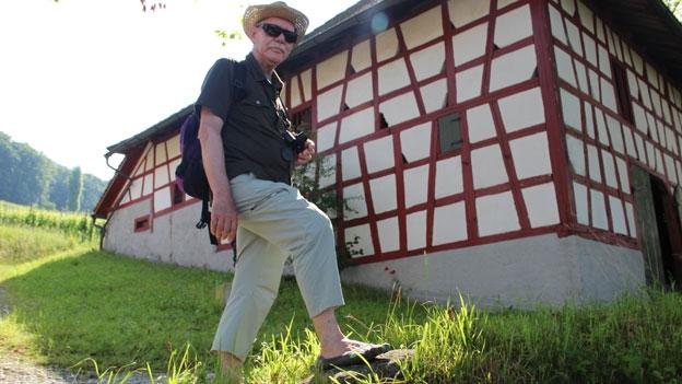 Peter Draemann über Barfuss-Schuhe