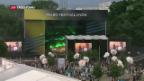 Video «Paleo-Festival startet in die 42. Runde» abspielen