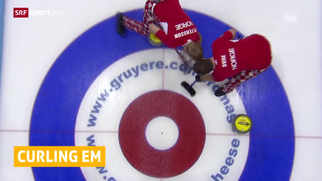 Curling: EM 2015