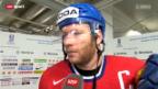 Video «Eishockey: Ausblick auf Schweiz-Tschechien» abspielen