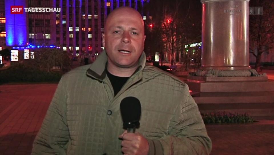SRF-Korrespondent über die Lage in der Ukraine
