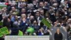 Video «Brasiliens Präsidentin Rousseff vor Rauswurf» abspielen