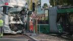 Video «Schwerer Tramunfall» abspielen