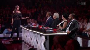 Video «Das erste Halbfinale aus Kreuzlingen» abspielen