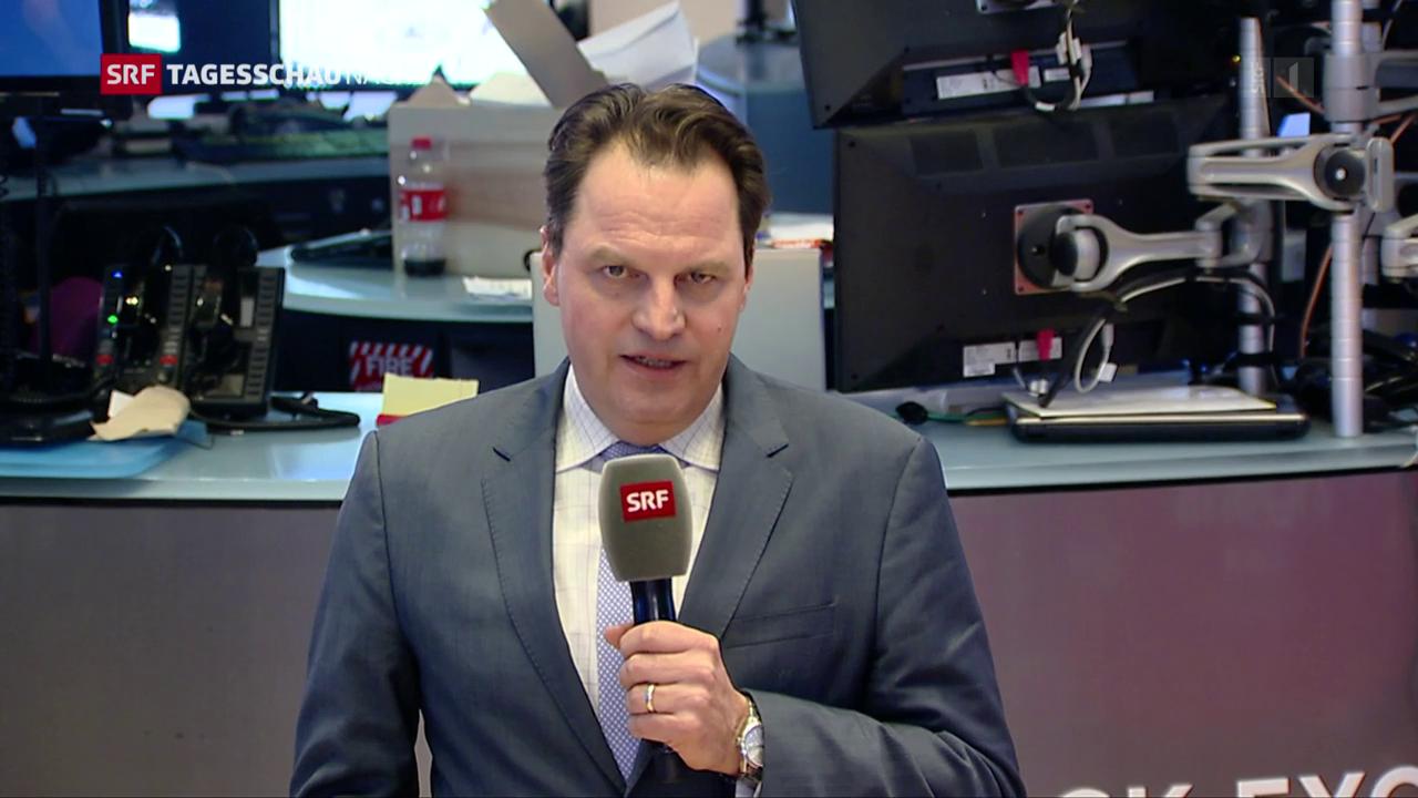 Die Einschätzung von SRF-Börsenkorrespondent Jens Korte